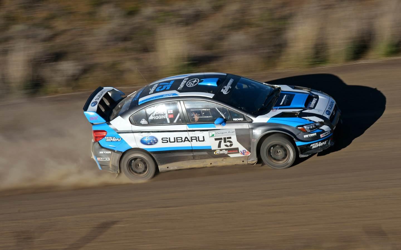 Higgins Heads To Pikes Peak Subaru Impreza Wrx Sti