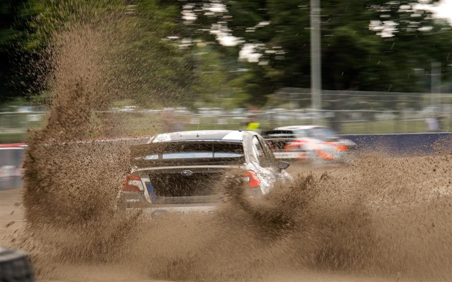 Red Bull GRC at RFK Stadium in Washington DC