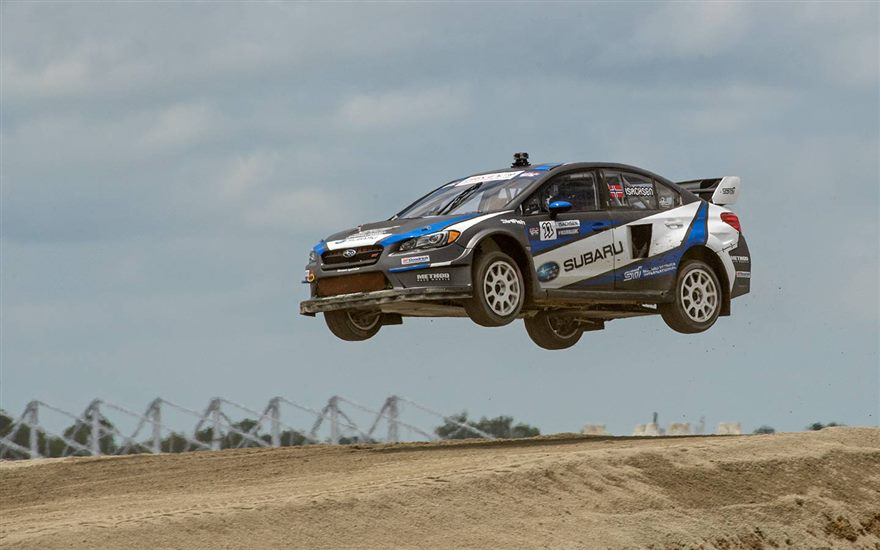 Isachsen & Lasek Back In Action At Red Bull GRC
