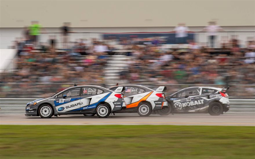 Red Bull GRC MCAS New River Saturday