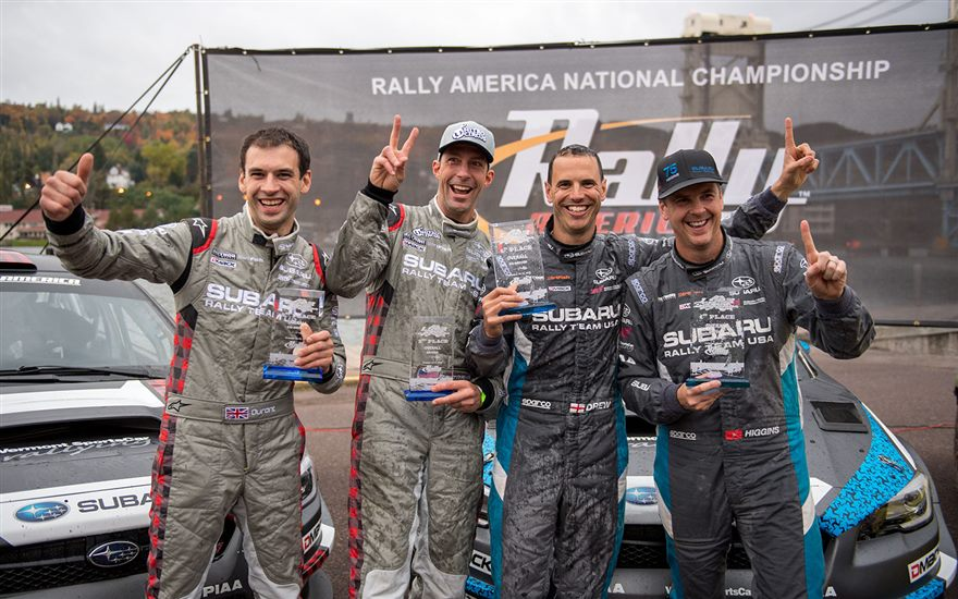 SRTUSA Wraps Up 2016 with 1-2 Finish at LSPR