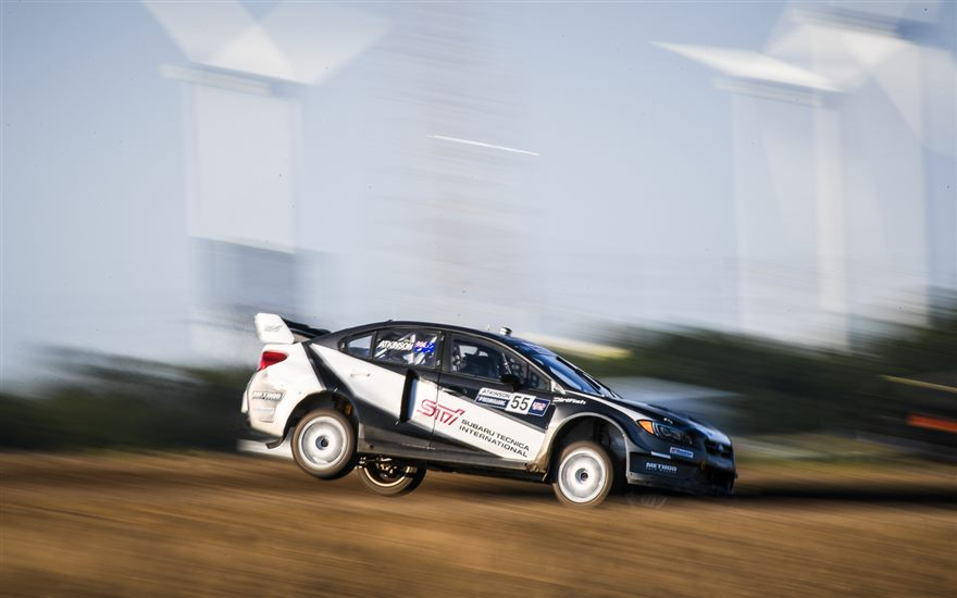Chris Atkinson Qualifies 6th at GRC Atlantic City
