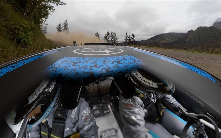 360º Olympus Rally Peer-Thru Experience