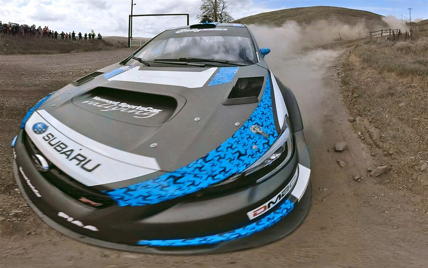 360º Rally Immersion From Oregon Trail
