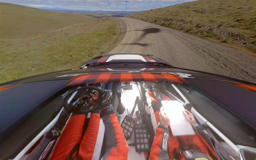 Peer-Thru 360º From Oregon Trail Rally
