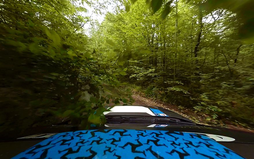 Onboard 360º from STPR