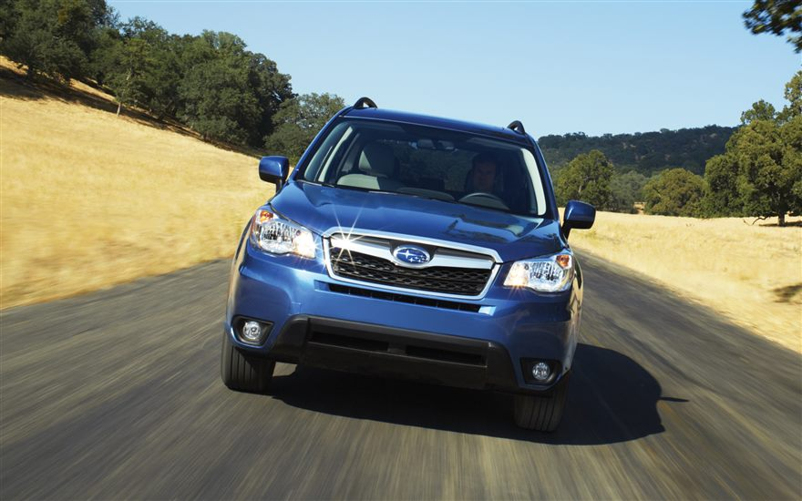 2016 Subaru Forester vs 2016 Toyota RAV4 comparison review by East
