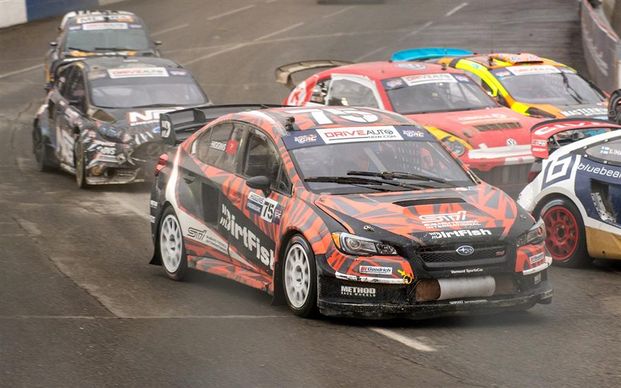 Action from Day 2 of Red Bull GRC Seattle