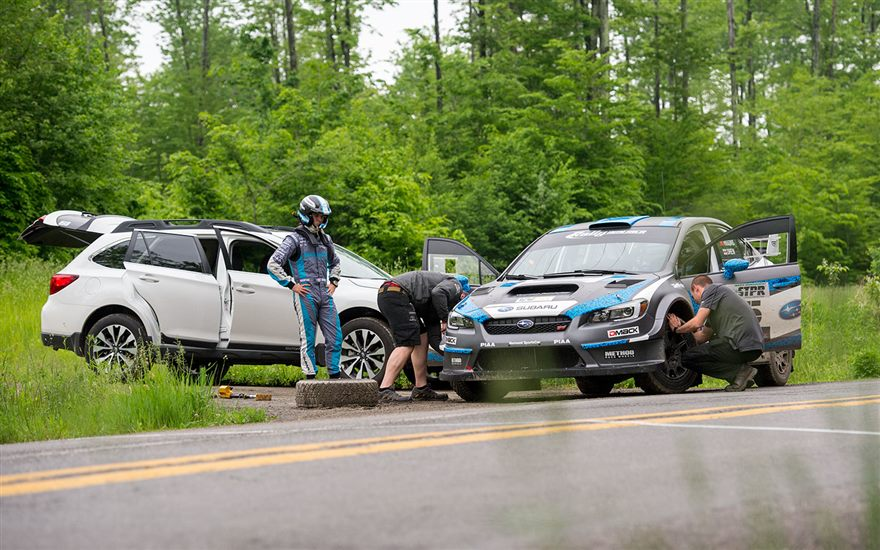 Higgins and Pastrana Expect Another Close Fight This Weekend at STPR 2016!
