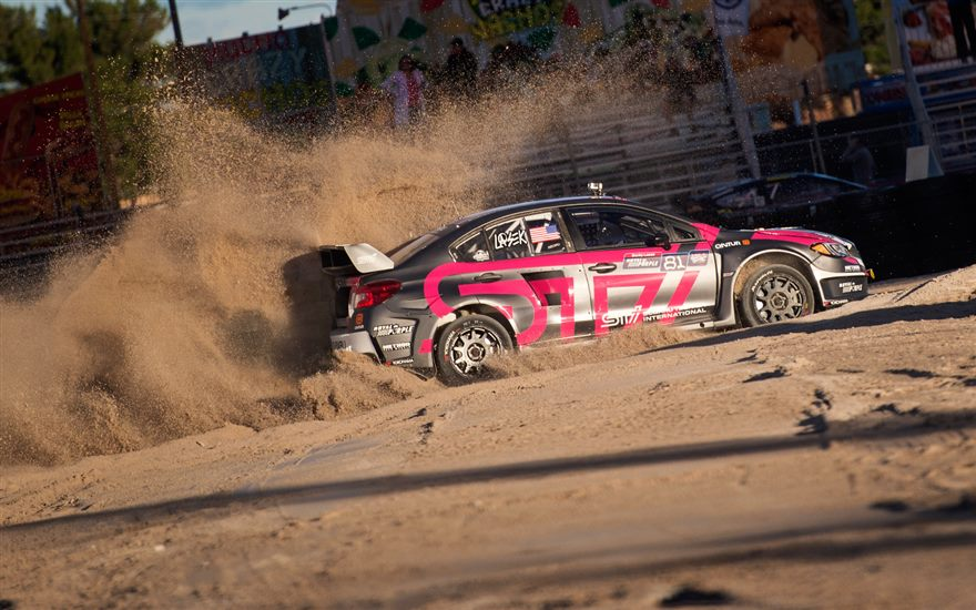 2015 Red Bull GRC Las Vegas – Day 1