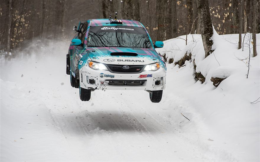 Subaru – The Dominant Force in American Rally
