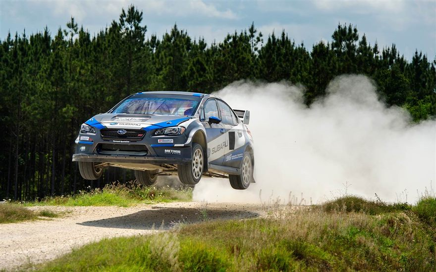 Subaru adjusts expected 2016 GRC debut to July
