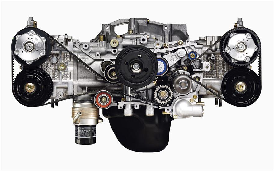 Subaru Boxer Engine >> The Motoring World: Subaru's world famous Boxer Engine range celebrates it's 50th birthday ...