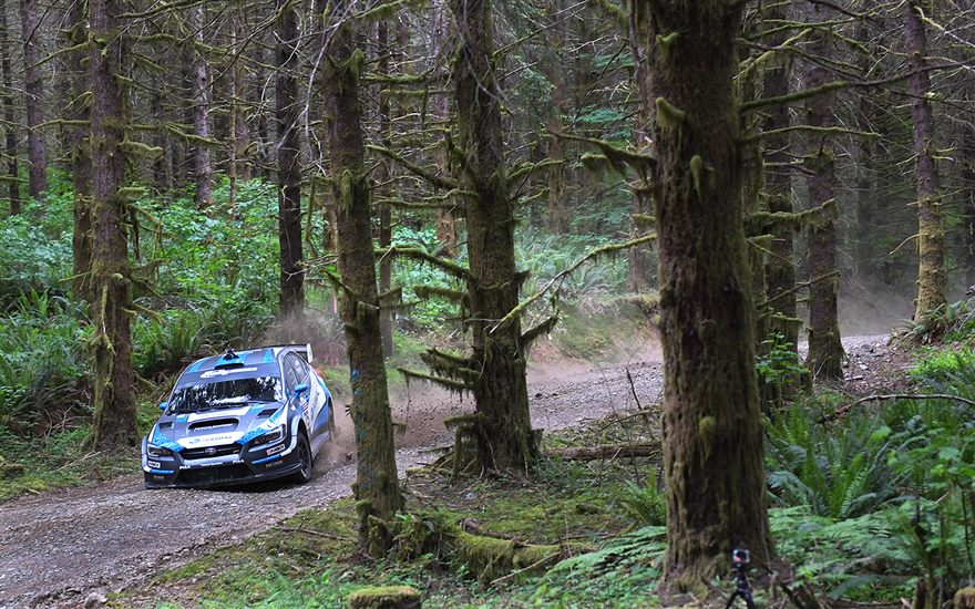 SRTUSA #75 in the lead after Day 1 at Olympus