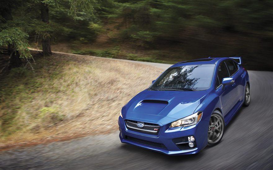 2015 Subaru WRX Glam