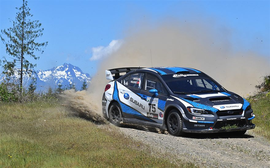 Olympus Rally Shakedown with SRTUSA #75