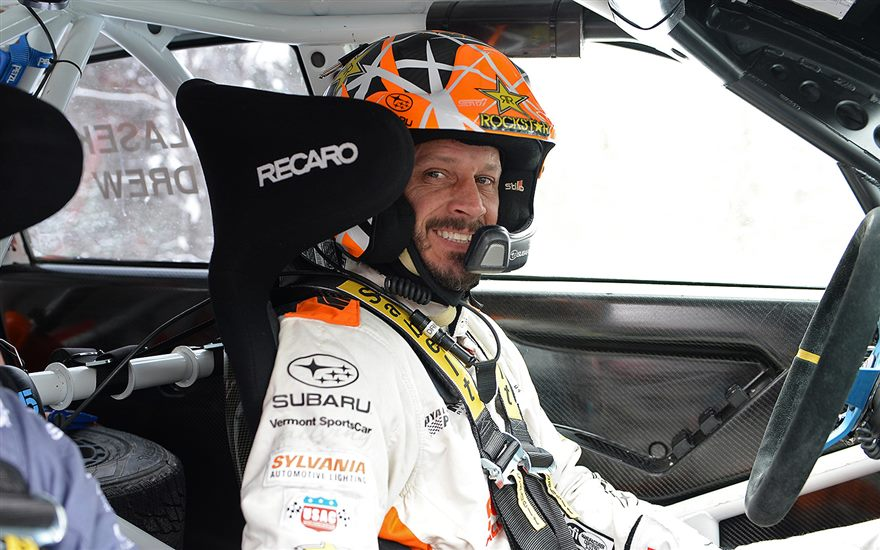 Bucky Lasek and Craig Drew ready for Sno*Drift 2016