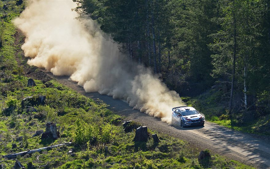 2016 Oregon Trail Rally Testing