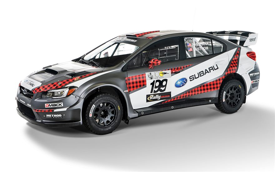 SRTUSA Reveals 2016 Livery for Travis Pastrana & David Higgins