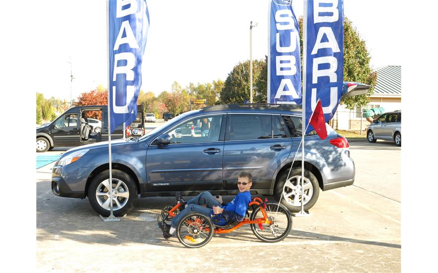 Adventure Subaru becomes top sponsor of Heroes for Kids fundraiser