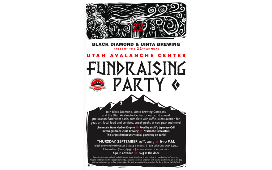 Black Diamond Fundraising Party