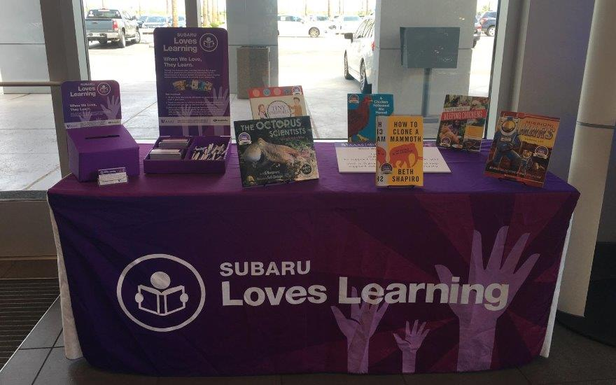 Subaru Superstore supports AAAS